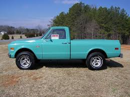 All Chevy chevy c10 craigslist : 1968 CHEVY 4X4 | Seen on hwy 15 outside watkinsville, ga | Pete ...