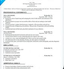 pre dental resume dentist resume senior dentist resume pre dental student  resume sample - Resume For