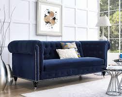 Living Room With Chesterfield Sofa 10 Velvet Sofas To Put In Your Living Room Immediately