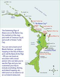 Tide Chart Green Turtle Cay Bahamas Swim With The Pigs Of No Name Cay Abaco Palms Properties