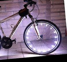 20 LED <b>Colorful Bicycle Lights</b> Mountain Bike Light Cycling Spoke ...