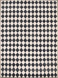 black and white diamond rug. harlequin black white diamond rug and