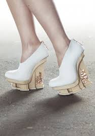 dutch designers adopt 3d printing colorfabb wood filament for new shoe collection