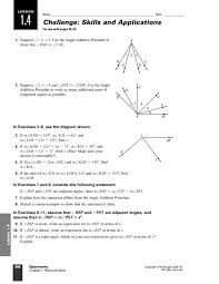 Adjacent Angles Lesson Plans & Worksheets Reviewed by Teachers