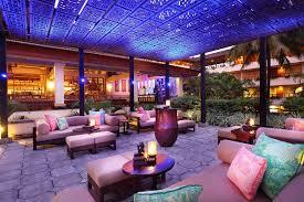 Living Room Bar And Terrace Gallery Nusa Dua Hotel Bali Indonesia
