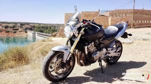 moto del día honda cb 600 f hornet i