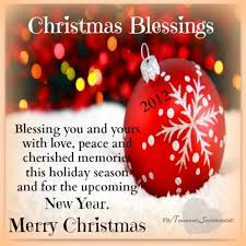 Christmas Blessing Quotes Gorgeous Quotes About Christmas Blessings 48 Quotes