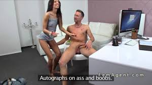 Female agent fucks guy on interview on GotPorn 2358243
