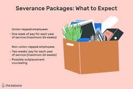 Letter Of Recommendation For Laid Off Employee What You Need To Know About Severance Packages