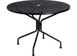 30 inch round patio table with umbrella hole modern
