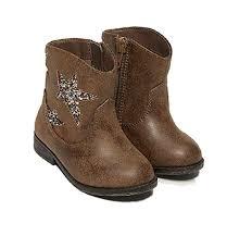 Garanimals Infant Girls Star Western Cowboy Boots