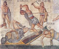 amazing facts r gladiators ancient r art  ancient history · amazing facts r gladiators 6