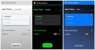 themes create developing custom themes codepath android cliffnotes