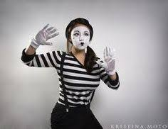 10 Mime artist ideas | mime artist, artist, mime makeup
