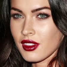 megan fox beauty eye makeup