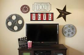 diy home theater decor