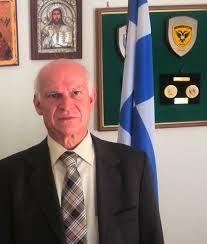 Αποτέλεσμα εικόνας για φωτο εικονες  προεδρου ενωσης αποστρατων αξιωματικων Στρατου