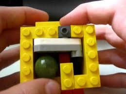 Lego Candy Vending Machine Amazing Lego Candy Machine V48 Mechanism YouTube