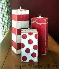 Best 25 Christmas Wood Block Crafts Ideas On Pinterest Diy Christmas Wood Crafts