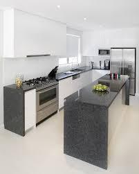 Kitchen Granite Benchtops Steel Grey Granite Natural Stone Quantum Quartz Natural