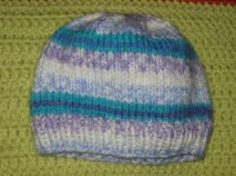 Newborn Knit Hat Pattern Simple Design Inspiration