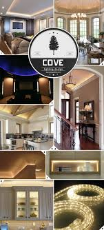 cove lighting design. The Beauty Of Using Cove Lighting: Design And Ideas Lighting T