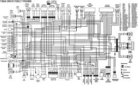 k bike wiring diagrams Home Electrical Wiring Diagrams at Large Diagram Wiring K100 Electric