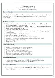 Sample Resume For Software Engineer With 2 Years Experience Best Resume For 2 Years Experience In Net Summary Fresher A Sample