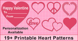 free printable valentines day clip art