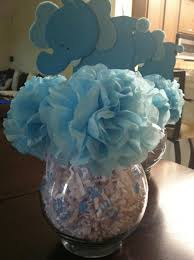 easy cheap centerpiece for a baby shower carnations made of baby shower  centerpieces 7 new ideas