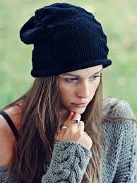 Free Slouch Hat Knitting Patterns Enchanting 48 FREE Knitted Hat Patterns
