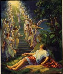 Image result for pictures Jacob awakening after the fight with God
