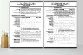 Professional Resume Template Instant Download Modern Resume Template