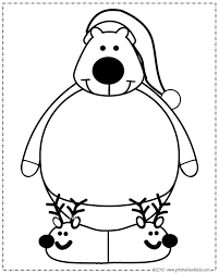 Small Picture Pictures For Polar Bear Coloring Page Pages Sheets adult