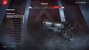 Apex Legends The Best Weapons For Obliterating The