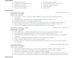 Examples Of The Best Resumes Example Resume Resume Examples Best ...