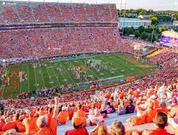 Clemson Memorial Stadium Tdh Seat Views Seatgeek