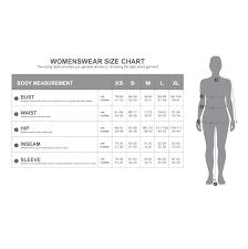 Human Made Size Chart Transit Womens Travel Pants