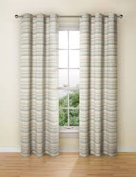 Geometric Patterned Curtains Patterned Curtains Patterned Ready Made Eyelet Curtain Ms
