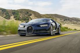 Looking at the Bugatti Chiron is just as much of an event as ...