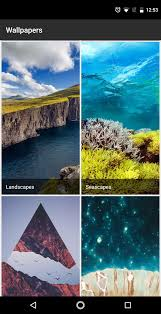 all you need to do is the app from the google play open it and you ll find nestled in between landscapes and art for beautiful wallpapers