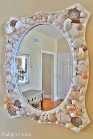 Diy Mirror Projects 35 Best Diy Shell Projects Ideas And Designs For 2017