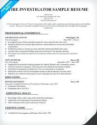 Fire Safety Engineer Resume Fire Engineer Resume Job Resume Skills ...