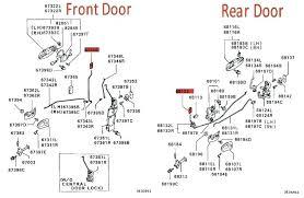 door parts names diagram mechanisms for car doors backyards door locks lock parts strikes name of door parts names