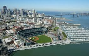 Oracle Park San Francisco Giants Ballpark Ballparks Of