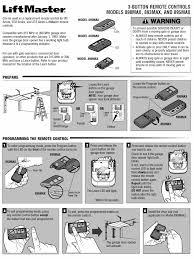 singular craftsman garage door opener remote control craftsman garage door opener remote control battery liftmaster