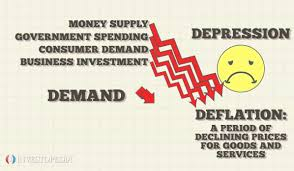 the dangers of deflation