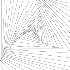 Small Picture optical illusion coloring pages Clipart