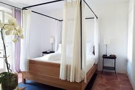 Platform Canopy Bed Metal — Platform Beds : Standard Design Platform ...