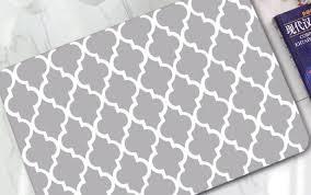 trellis target rug and round dark blue white sets set rugs contour bath striped navy winsome